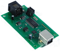 NCE USB Interface for Powercab