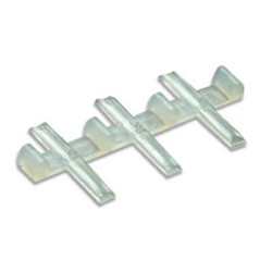 Peco HO SL111 Streamline North American Style Code 83, Insulated Rail Joiners (12 per pack)