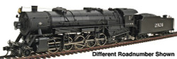 Walthers Proto 2000 Heritage Series Steam Collection USRA Heavy 2-10-2 Standard DC, Illinois Central #2933 (Baker Valve Gear)