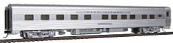 Walthers HO Scale RTR Pullman-Standard 85' Plan 4140 10-6 Sleeper Passenger Car, Chicago, Rock Island & Pacific, Rock Island (silver)