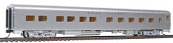 Walthers HO Scale RTR Pullman-Standard 10-6  Sleeper Passenger Car, Chicago, Rock Island & Pacific (silver)