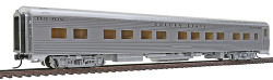 """Walthers HO Scale RTR Pullman-Standard 85' 12 Double Bedroom Sleeper Passenger Car w/Fluted Sides, Chicago Rock Island & Pacific """"Golden State"""""""