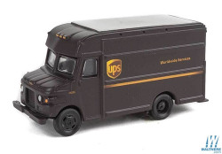 Walthers SceneMaster 949-14001 UPS Package Car -- United Parcel Service Modern Shield Logo