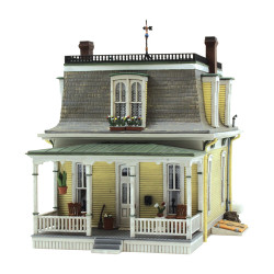 Woodland Scenics BR4939 N Built & Ready Home Sweet Home