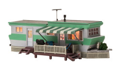 Woodland Scenics WOOBR4950 N Built & Ready Grillin & Chillin Trailer