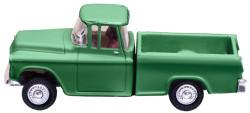 Woodland Scenics N, JP5610, Just Plug Vehicles, Green Pickup