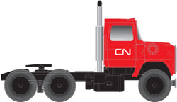 Atlas HO, 30000111 Ford LNT 9000 Tractor Cab, Canadian National CN