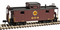 Atlas N 50003499 Master Line NE - 5 Caboose Chicago Great Western #604
