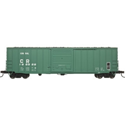 Atlas Master HO 20004758 50' Precision Design Rib-side Boxcar Conrail CR #166556