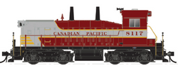 Rapido Trains Inc HO 26001 GMDD SW1200RS DCC Ready Canadian Pacific - Block Scheme #8117