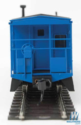 Walthers Mainline HO 910-8666 International Bay Window Caboose Conrail #24518