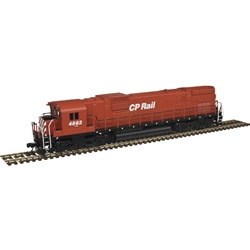Atlas Master N 40003564 DCC Ready, ALCO C-628 Diesel Locomotive, Canadian Pacific CP Rail #4562