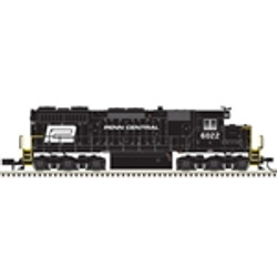 Atlas Master N 40003734 ESU LokSound/DCC, EMD SD-35 Diesel Locomotive Penn Central PC #6014
