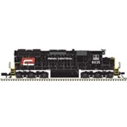 Atlas Master N 40003733 ESU LokSound/DCC, EMD SD-35 Diesel Locomotive Red P Penn Central PC #6031