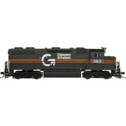 Atlas Master N 40003846 DCC Ready, EMD GP-39-2 Phase 1 Diesel Locomotive, Guilford D&H #382