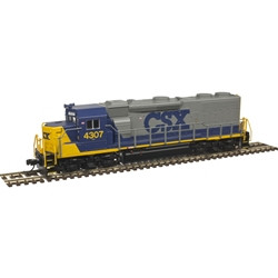 Atlas Master N 40003851 ESU LokSound/DCC, EMD GP-39-2 Phase 1 Diesel Locomotive, CSX YN2 #4307