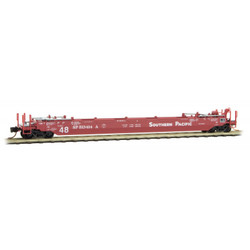 Micro Trains Line 135 00 131 70' Husky Stack Well Car Southern Pacific SP #513414A