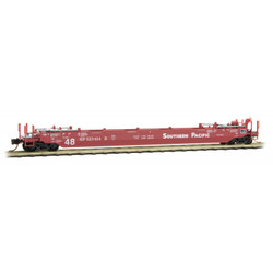 Micro Trains Line 135 00 132 70' Husky Stack Well Car Southern Pacific SP #513414B