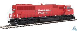 Walthers Mainline HO 910-20306 EMD SD60M 3 Window Cab ESU LokSound/DCC Canadian Pacific CP #6260