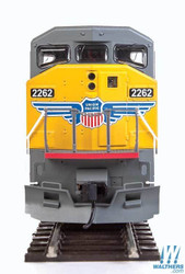 Walthers Mainline HO 910-20311 EMD SD60M 3 Window Cab ESU LokSound/DCC Union Pacific UP #2262