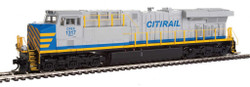 Walthers Mainline HO 910-20168 GE ES44AC Evolution Series GEVO Locomotive ESU LokSound/DCC CitiRail CREX #1435