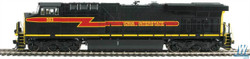 Walthers Mainline HO 910-10170 GE ES44AC Evolution Series GEVO Locomotive DCC Ready Iowa Interstate IAIS #506