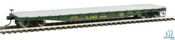 Walthers Proto HO 920-104121 53' AAR Flatcar Elgin Joliet and Eastern EJE #6665