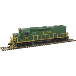 Atlas Master N 40003855 ESU LokSound/DCC, EMD GP-39-2 Phase 1 Diesel Locomotive Reading #3402