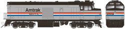 Rapido Trains Inc HO 81002 EMD F40PH Amtrak Phase III Cabbage NPCU #90218 DC version