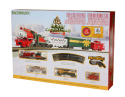 Bachmann N 24027 Merry Christmas Express - North Pole & Southern Steam Set