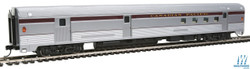 Walthers Mainline HO 910-30304 85' Budd Baggage-RPO Ready to Run Canadian Pacific