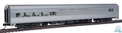 Walthers Mainline HO 910-30055 85' Budd Baggage-Lounge Ready to Run New York Central