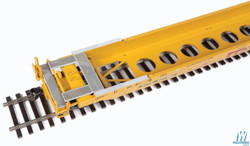 Walthers Proto HO 920-109032 Gunderson Rebuilt A-P 53' Well Car TTX DTTX #471600