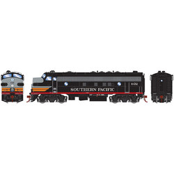 Athearn Genesis HO ATHG22736 DCC Ready FP7 Southern Pacific SP #6452