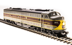 Broadway Limited Imports HO 5434 EMD E8 A-unit Lackawanna Railroad DLW #811 Scheme, Paragon3 Sound/DC/DCC