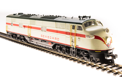 Broadway Limited Imports HO 5418 EMD E7 A-unit Seaboard SAL #3021 Paragon3 Sound/DC/DCC