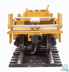 Walthers Mainline HO 910-5601 Thrall Rebuilt 40' Well Car TTX DTTX #53031