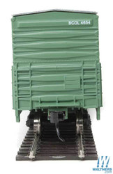 Walthers Mainline HO 910-2028 50' FGE Insulated Boxcar - Ready to Run - British Columbia Railway #4747