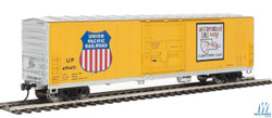 Walthers Mainline HO 910-2038 50' FGE Insulated Boxcar - Ready to Run - Union Pacific #490604