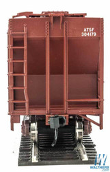 Walthers Mainline HO 910-7268 54' Pullman-Standard 4427 CD Covered Hopper Santa Fe ATSF #305568