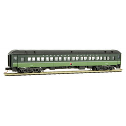 Micro Trains Line 145 00 320 78' Heavyweight Paired-Window Coach Car Northern Pacific NP #1359