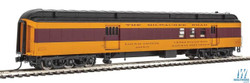 Walthers Proto HO 920-17405 70' Heavyweight Railway Post Office - Baggage Milwaukee Road CMStP&P Clerestory Roof