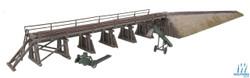 Walthers Cornerstone HO 933-4093 Coal Trestle - Kit