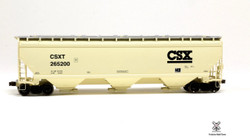 ScaleTrains HO Operator SXT10549 Gunderson 5188 cf Covered Hopper CSX - CSXT#261083