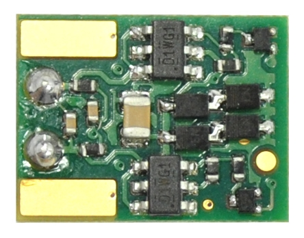 Train Control Systems TCS 1549 MT1500 2-Functi board replacement DCC Decoder for Micro-Trains and Walthers SW Type Switchers
