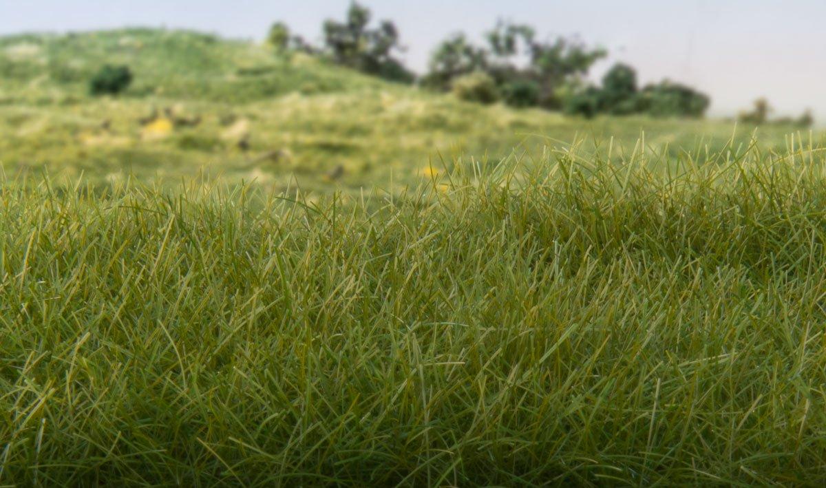 Woodland Scenics FS615 Static Grass 2 mm Light Green