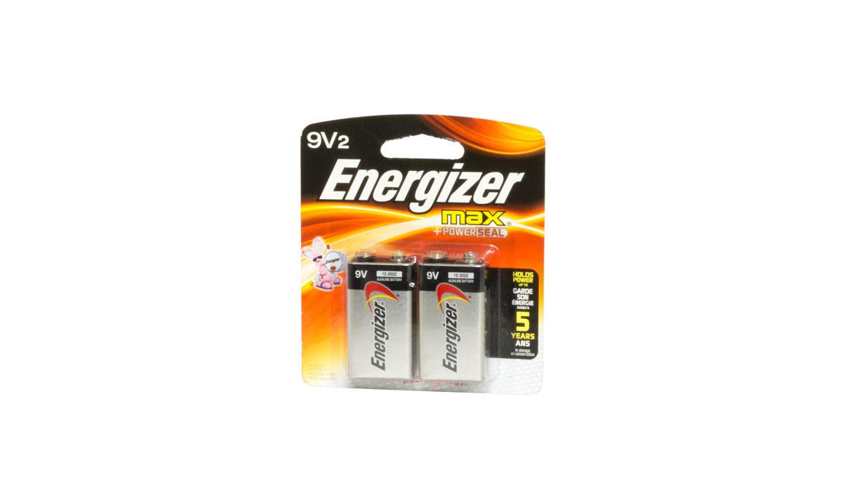 Woodland Scenics FS642 9V Batteries