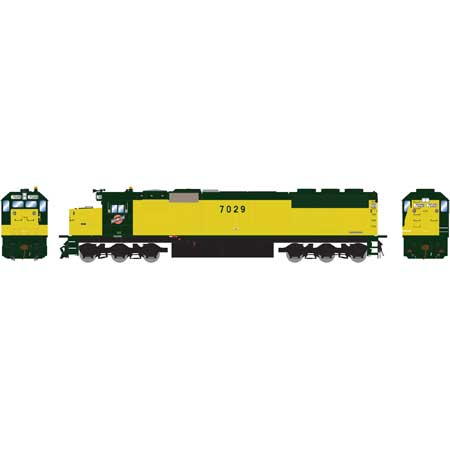 Athearn RTR HO ATH86948 SD50 w/DCC & Sound Chicago & North Western CNW #7029