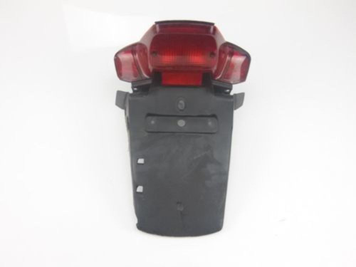 02 Up Yamaha YW50 Tail Brake Light With Rear Fender