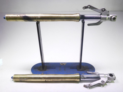 00 01 Yamaha R1 Front Forks Suspension STRAIGHT